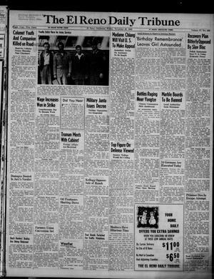 Primary view of The El Reno Daily Tribune (El Reno, Okla.), Vol. 57, No. 230, Ed. 1 Friday, November 26, 1948