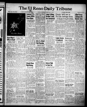 Primary view of The El Reno Daily Tribune (El Reno, Okla.), Vol. 52, No. 48, Ed. 1 Sunday, April 25, 1943