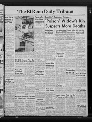 Primary view of The El Reno Daily Tribune (El Reno, Okla.), Vol. 63, No. 236, Ed. 1 Wednesday, December 1, 1954