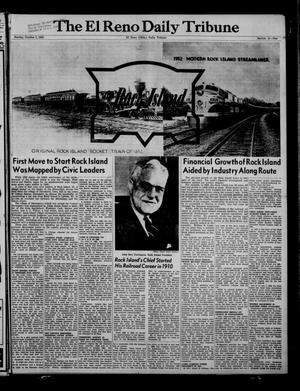 Primary view of The El Reno Daily Tribune (El Reno, Okla.), Vol. 61, No. 185, Ed. 1 Sunday, October 5, 1952