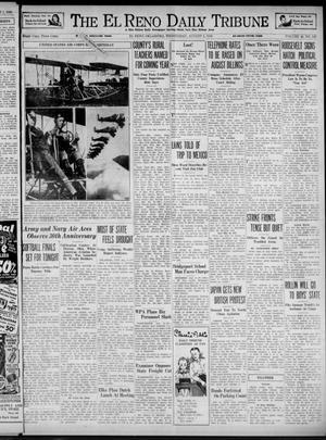 Primary view of The El Reno Daily Tribune (El Reno, Okla.), Vol. 48, No. 136, Ed. 1 Wednesday, August 2, 1939