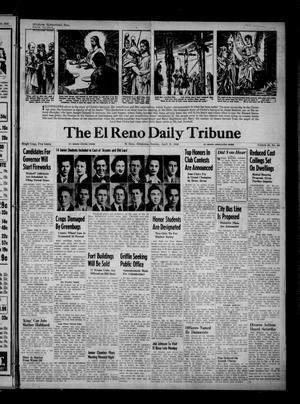 Primary view of The El Reno Daily Tribune (El Reno, Okla.), Vol. 55, No. 44, Ed. 1 Sunday, April 21, 1946