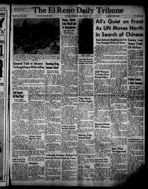 Primary view of The El Reno Daily Tribune (El Reno, Okla.), Vol. 60, No. 62, Ed. 1 Friday, May 11, 1951