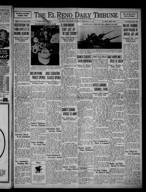 Primary view of object titled 'The El Reno Daily Tribune (El Reno, Okla.), Vol. 49, No. 297, Ed. 1 Tuesday, February 11, 1941'.
