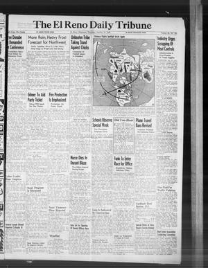 Primary view of The El Reno Daily Tribune (El Reno, Okla.), Vol. 55, No. 191, Ed. 1 Thursday, October 10, 1946