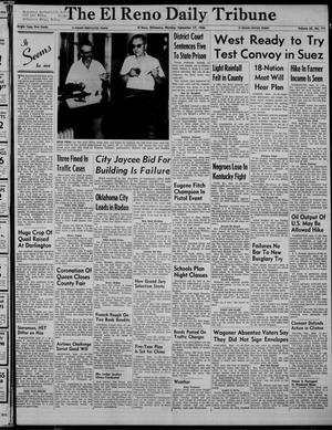 Primary view of The El Reno Daily Tribune (El Reno, Okla.), Vol. 65, No. 171, Ed. 1 Monday, September 17, 1956