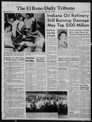 Primary view of The El Reno Daily Tribune (El Reno, Okla.), Vol. 64, No. 153, Ed. 1 Sunday, August 28, 1955