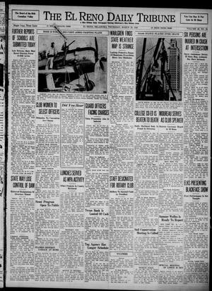 Primary view of The El Reno Daily Tribune (El Reno, Okla.), Vol. 49, No. 24, Ed. 1 Thursday, March 28, 1940