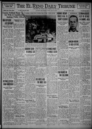 Primary view of The El Reno Daily Tribune (El Reno, Okla.), Vol. 49, No. 74, Ed. 1 Sunday, May 26, 1940
