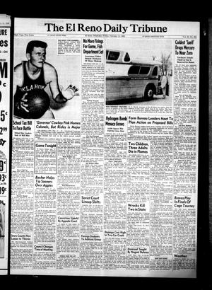 Primary view of The El Reno Daily Tribune (El Reno, Okla.), Vol. 63, No. 299, Ed. 1 Friday, February 11, 1955