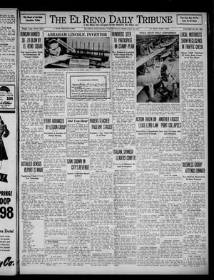 Primary view of object titled 'The El Reno Daily Tribune (El Reno, Okla.), Vol. 49, No. 298, Ed. 1 Wednesday, February 12, 1941'.