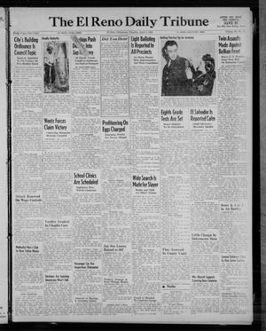 Primary view of object titled 'The El Reno Daily Tribune (El Reno, Okla.), Vol. 53, No. 30, Ed. 1 Tuesday, April 4, 1944'.
