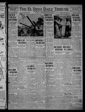 Primary view of object titled 'The El Reno Daily Tribune (El Reno, Okla.), Vol. 50, No. 62, Ed. 1 Monday, May 12, 1941'.
