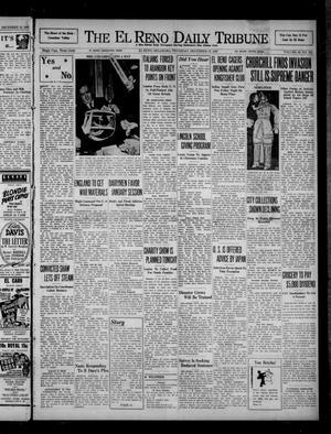 Primary view of The El Reno Daily Tribune (El Reno, Okla.), Vol. 49, No. 252, Ed. 1 Thursday, December 19, 1940