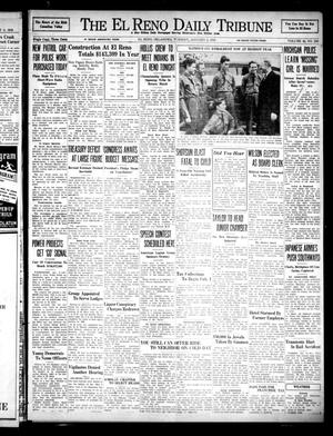 Primary view of object titled 'The El Reno Daily Tribune (El Reno, Okla.), Vol. 46, No. 259, Ed. 1 Tuesday, January 4, 1938'.