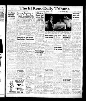 Primary view of object titled 'The El Reno Daily Tribune (El Reno, Okla.), Vol. 56, No. 243, Ed. 1 Friday, December 12, 1947'.