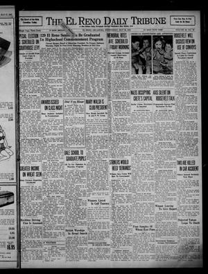 Primary view of object titled 'The El Reno Daily Tribune (El Reno, Okla.), Vol. 50, No. 76, Ed. 1 Wednesday, May 28, 1941'.