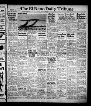 Primary view of object titled 'The El Reno Daily Tribune (El Reno, Okla.), Vol. 56, No. 199, Ed. 1 Wednesday, October 22, 1947'.