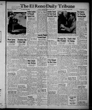 Primary view of object titled 'The El Reno Daily Tribune (El Reno, Okla.), Vol. 56, No. 75, Ed. 1 Tuesday, May 27, 1947'.