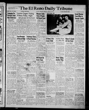 Primary view of object titled 'The El Reno Daily Tribune (El Reno, Okla.), Vol. 55, No. 274, Ed. 1 Thursday, January 16, 1947'.