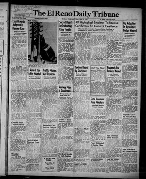 Primary view of object titled 'The El Reno Daily Tribune (El Reno, Okla.), Vol. 56, No. 72, Ed. 1 Friday, May 23, 1947'.