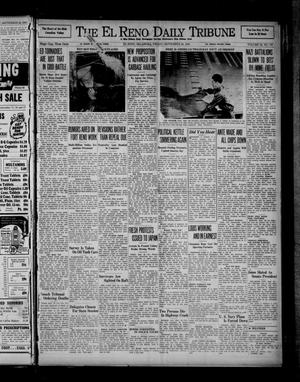 Primary view of object titled 'The El Reno Daily Tribune (El Reno, Okla.), Vol. 50, No. 179, Ed. 1 Friday, September 26, 1941'.