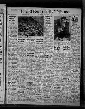 Primary view of object titled 'The El Reno Daily Tribune (El Reno, Okla.), Vol. 58, No. 279, Ed. 1 Monday, January 23, 1950'.