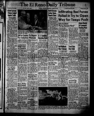 Primary view of The El Reno Daily Tribune (El Reno, Okla.), Vol. 59, No. 151, Ed. 1 Wednesday, August 23, 1950