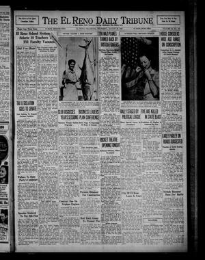 Primary view of object titled 'The El Reno Daily Tribune (El Reno, Okla.), Vol. 49, No. 157, Ed. 1 Thursday, August 29, 1940'.