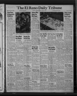 Primary view of object titled 'The El Reno Daily Tribune (El Reno, Okla.), Vol. 59, No. 41, Ed. 1 Monday, April 17, 1950'.