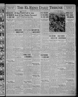 Primary view of object titled 'The El Reno Daily Tribune (El Reno, Okla.), Vol. 50, No. 290, Ed. 1 Thursday, February 5, 1942'.