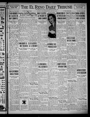 Primary view of object titled 'The El Reno Daily Tribune (El Reno, Okla.), Vol. 49, No. 265, Ed. 1 Sunday, January 5, 1941'.