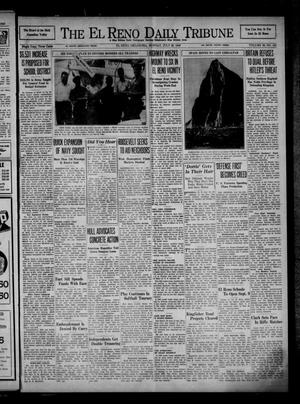 Primary view of object titled 'The El Reno Daily Tribune (El Reno, Okla.), Vol. 49, No. 124, Ed. 1 Monday, July 22, 1940'.