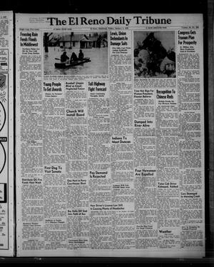 Primary view of object titled 'The El Reno Daily Tribune (El Reno, Okla.), Vol. 58, No. 264, Ed. 1 Friday, January 6, 1950'.