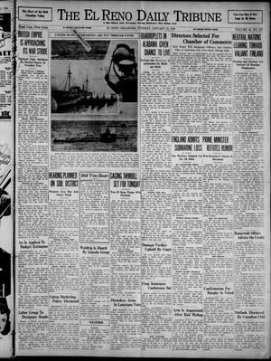 Primary view of object titled 'The El Reno Daily Tribune (El Reno, Okla.), Vol. 48, No. 277, Ed. 1 Tuesday, January 16, 1940'.