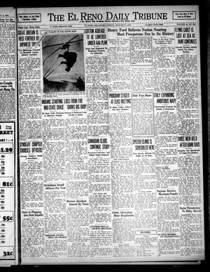 Primary view of object titled 'The El Reno Daily Tribune (El Reno, Okla.), Vol. 46, No. 262, Ed. 1 Friday, January 7, 1938'.