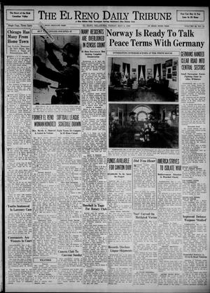 Primary view of object titled 'The El Reno Daily Tribune (El Reno, Okla.), Vol. 49, No. 55, Ed. 1 Friday, May 3, 1940'.