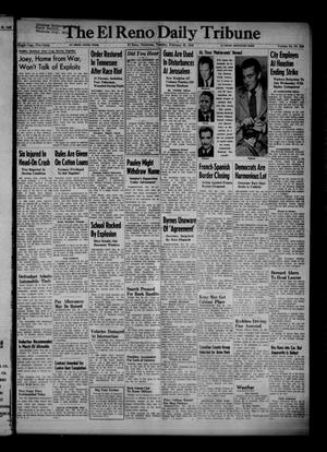 Primary view of object titled 'The El Reno Daily Tribune (El Reno, Okla.), Vol. 54, No. 305, Ed. 1 Tuesday, February 26, 1946'.