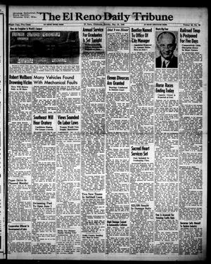 Primary view of object titled 'The El Reno Daily Tribune (El Reno, Okla.), Vol. 55, No. 68, Ed. 1 Sunday, May 19, 1946'.