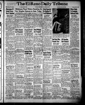 Primary view of object titled 'The El Reno Daily Tribune (El Reno, Okla.), Vol. 59, No. 63, Ed. 1 Friday, May 12, 1950'.