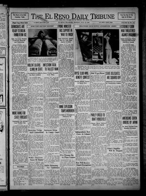 Primary view of object titled 'The El Reno Daily Tribune (El Reno, Okla.), Vol. 49, No. 118, Ed. 1 Monday, July 15, 1940'.