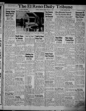 Primary view of object titled 'The El Reno Daily Tribune (El Reno, Okla.), Vol. 57, No. 236, Ed. 1 Friday, December 3, 1948'.
