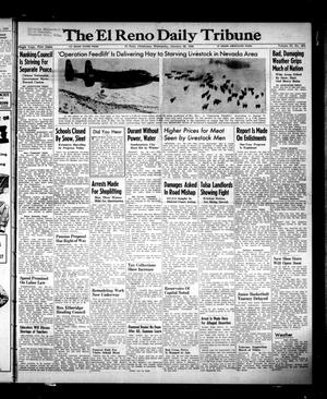 Primary view of object titled 'The El Reno Daily Tribune (El Reno, Okla.), Vol. 57, No. 281, Ed. 1 Wednesday, January 26, 1949'.