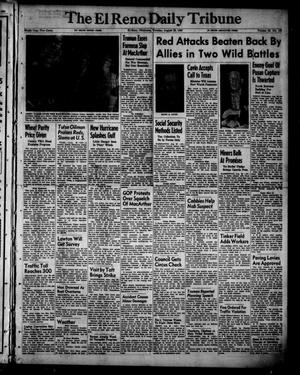 Primary view of object titled 'The El Reno Daily Tribune (El Reno, Okla.), Vol. 59, No. 156, Ed. 1 Tuesday, August 29, 1950'.