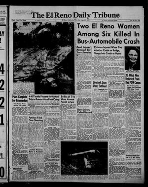 Primary view of object titled 'The El Reno Daily Tribune (El Reno, Okla.), Vol. 62, No. 136, Ed. 1 Thursday, August 6, 1953'.
