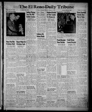 Primary view of object titled 'The El Reno Daily Tribune (El Reno, Okla.), Vol. 55, No. 262, Ed. 1 Thursday, January 2, 1947'.