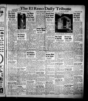 Primary view of object titled 'The El Reno Daily Tribune (El Reno, Okla.), Vol. 56, No. 166, Ed. 1 Sunday, September 14, 1947'.