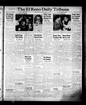Primary view of object titled 'The El Reno Daily Tribune (El Reno, Okla.), Vol. 57, No. 267, Ed. 1 Monday, January 10, 1949'.