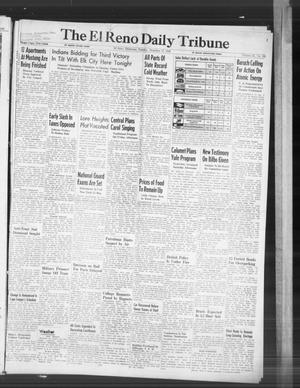 Primary view of object titled 'The El Reno Daily Tribune (El Reno, Okla.), Vol. 55, No. 249, Ed. 1 Tuesday, December 17, 1946'.