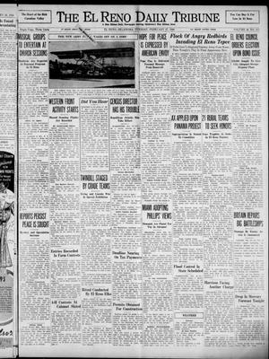 Primary view of object titled 'The El Reno Daily Tribune (El Reno, Okla.), Vol. 48, No. 313, Ed. 1 Tuesday, February 27, 1940'.